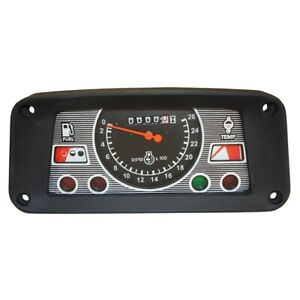 New Gauge Cluster Ford New Holland Tractor 445 Gas 445a 450 4600 4600su 4610