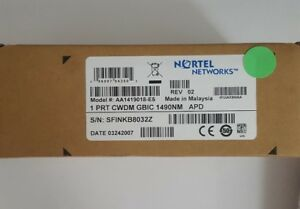 Nortel Networks Aa1419018 e5 New In Box Fast Shipping