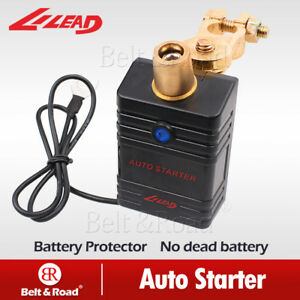 Lilead Car Battery Protector Auto Starter Battery Lithium Ion Battery Booster