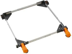 Portamate Mobile Base Power Tool Mover Dolly Heavy Duty Universal Adjustable