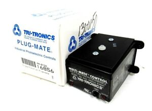 New Tri tronics Pm 8100 Programmable Relay Pm8100