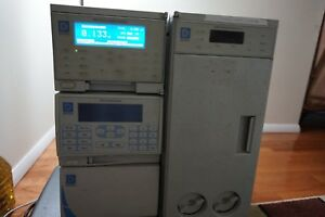 Dionex Gp50 Hplc Gradient Pump Electrochemical Detector Ed40 Lc30 Oven System