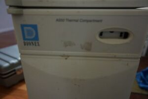 Dionex As50 Oven Chromatography Colcom Column Temperature Thermal Compartment