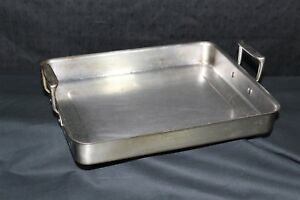 Bon Chef 60012 Cucina 5 Qt Stainless Steel Large Food Pan With Handles