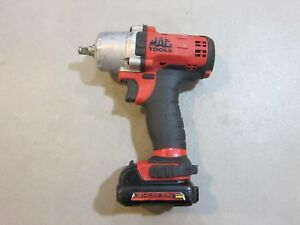 Mac Tools 3 8 Drive Impact Wrench Bwp038 With Battery Free Shipping