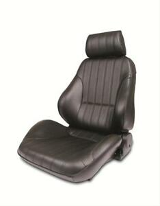 Scat 80 1000 51l Seat Rally 1000 Bolstered Reclining Left Side Vinyl Black Each