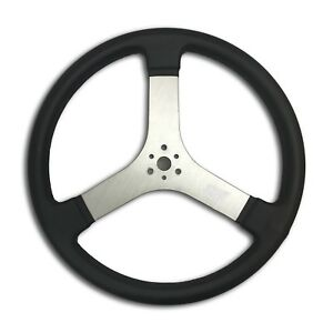 Max Papis Innovations Mpi dr 16 Racer Flat Steering Wheel 16in
