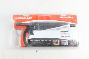 Ramset 40088 Mastershot 0 22 Caliber Powder Actuated Tool