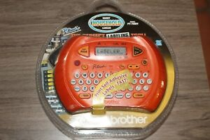 Brother P touch Personal Electronic Labeler Label Maker Handheld Pt 70diy New 6d