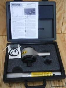 New Enerpac E393 Torque Multiplier Bar 3200 Ft Lbs Fast Shipping