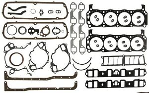 1982 Through 1987 Ford 302 5 0l Engines Mahle 95 3365 Engine Full Gasket Set