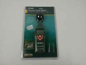Extech 407732 Type 2 Digital Sound Level Meter 35 To 130 Db New Open Package