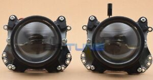 2 X 2 5 D2s Hid Bi Xenon Projector Lens Lhd Kit For Cars Headlight Tuning