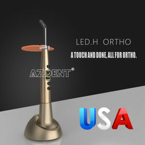 100 Woodpecker Led h Ortho Led Curing Light Lamp With Meter Power Tester