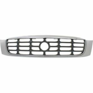 Grille Assembly For 2000 2005 Cadillac Deville Sedan 4 Door Sedan