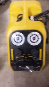 Portable Oil less Refrigerant Recovery Machine Cps R410 Cr 500