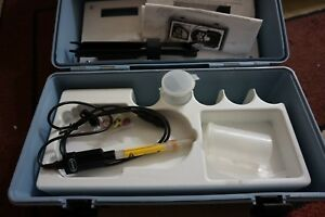 Hach Phc10101 Intellical Phc101 Standard Gel Filled Ph Electrode 1 M Cable Case