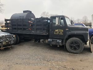 Asphalt Seal Coat Sealcoating Tank Equipment Driveway Machine Truck