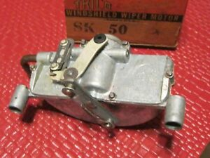 Nos 1939 Ford Right Side Windshield Wiper Motor Trico