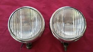 Bosch Vintage Driving Lights Mercedes 300 Bmw