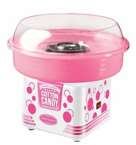 Nostalgia Electrics Cotton Candy Maker Machine Countertop Small Appliance