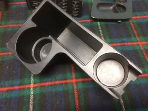 Saab 9000 Center Console Cup Holder Divider