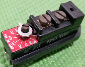 Used Therm O Disco Switch Action Fan On Temp Lim7581 2 Wire Limit Control 07581