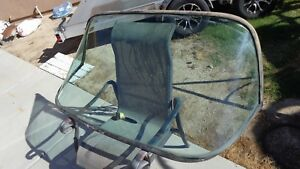 1960 1961 1962 Chrysler Desoto Dodge Plymouth 4 Door Hardtop Rear Window Mopar