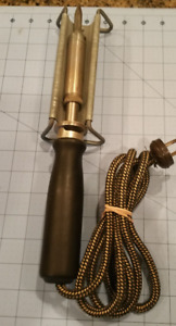 Vintage American Beauty 3138 Soldering Iron 110 Watt With Stand Exc Cond