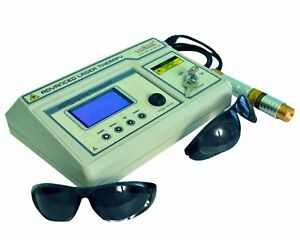 New Prof Chiropractic Low Level Laser Therapy Cold Computerised Laser Unit Hr
