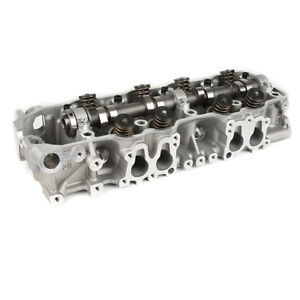 Oem Complete Cylinder Head Fits For 85 95 Toyota 2 4 22r 22re 22rec Speed