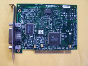 National Instruments Ni Pci gpib Ieee 488 2 Interface Adapter Card 183617c 01