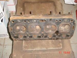 Original Farmall 100 c Tractor Engine Cylinder Head 251172 Ihc 100 c