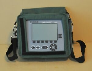 Tektronix Greenlee Cablescout Tv220 Coax Catv Tdr Cable Tester Tv 220 Tv 220