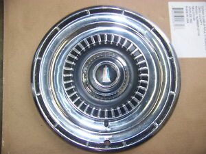 1965 Plymouth Fury Valiant 14 Hubcap Oem 1 2530322