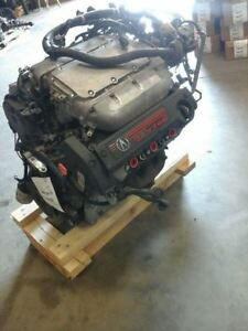 Engine 02 03 Acura Tl 3 2l Vin 5 6th Digit 6 Cyl Type s 92186