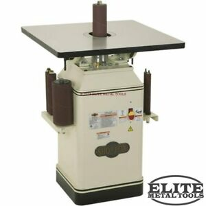 New Woodstock W1686 1 Hp Oscillating Spindle Sander