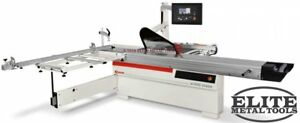 New Scm Group Sliding Table Saw Si 400 Ep Class