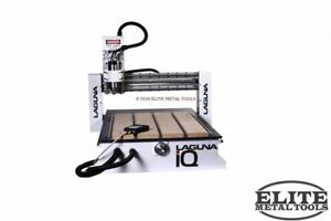 New Laguna Tools Benchtop Cnc Router Table Mcnc Iq Hhc 24 X 36