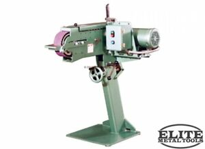 New Burr King 3 X 79 Belt Grinder Model 979