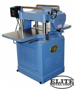 New Oliver 4420 16 Planer With Helical Cutterhead