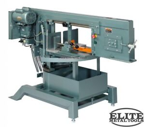 New Ellis 1800 Mitre Band Saw