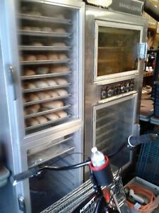 Nu vu Commercial Bread Oven subway 3 Phase