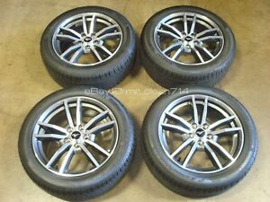 18 15 18 Ford Mustang Gt 5 0 Wheels Rims Oem Tires Factory Crown Victoria 16