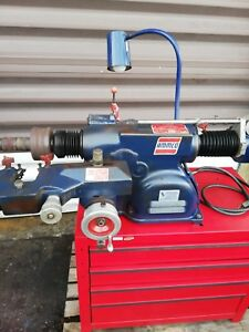 Ammco Brake Lathe With 6950 Twin Facing Cutter
