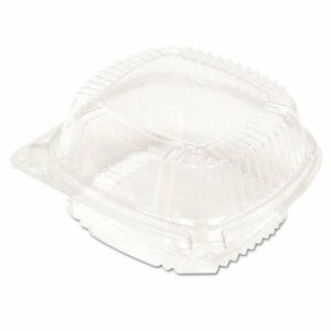 Smartlock Food Containers Clear 11oz 5 1 4w X 5 1 4d X 2 1 2h 375 carton