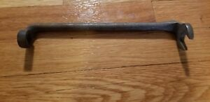 Rare 1950 S Vintage Snap On S9524 3 4 Offset Box End 49 60 Chev Starter Wrench