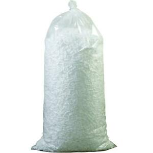 Loose Fill Packing Peanuts 7 Cubic Feet White Void Fill doens t Settle