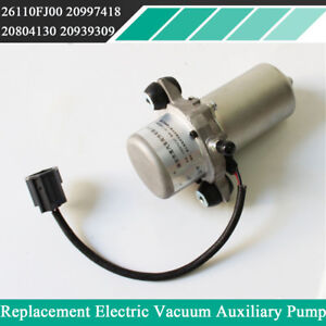 Electric Vacuum Pump Power Brake Booster Auxiliary Pump Up30 20939309 31317530