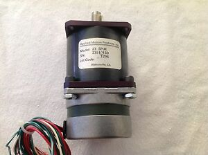 Applied Motion Control Stepper Motor Spur Stepping Model 23 Cnc 7023 006